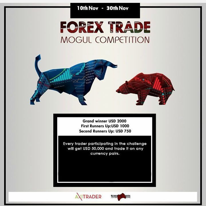 Forex Trade Mogul Competitionis a unique and exciting Online Forex Trading Simulation created and developed by Forex Arena that aims to provide Kenyans a chance to experience trading in international Forex currency pairs i.e. EUR/USD GBP/USD USD/JPY USD/CHF among others FX pairs and CFD trading i.e. Gold Oil Indices among others CFD.This competitionis intended for Kenyans only to experience trading in international Forex markets with real-time prices. You will be able to test your analytical…