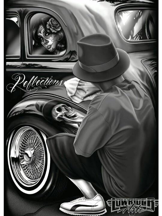 Lowrider Arte by David Gonzales
