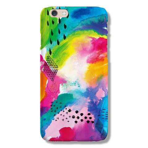 Feeling Light iPhone 6 case from The Dairy www.thedairy.com #TheDairy #PhoneCase #iPhone6 #iPhone6case