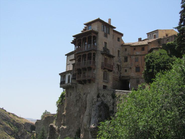 Casas Colgadas, Cuenca, Spain Travel fun, Best travel