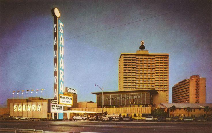 Sahara Hotel Casino Chips
