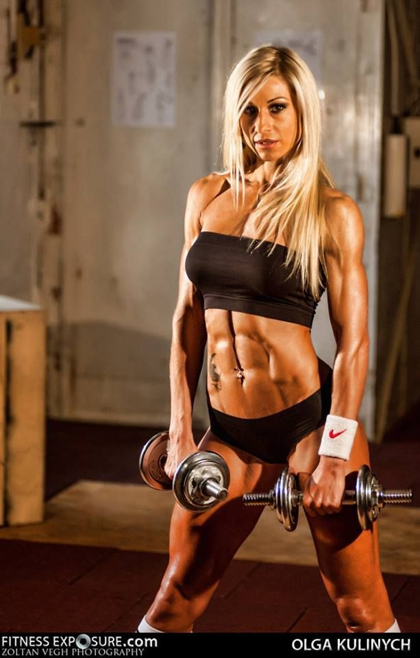 48 best Fit - Olga Kulinych images on Pinterest   Fit women ...