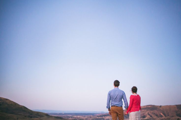 Hilltop. Couples photography.