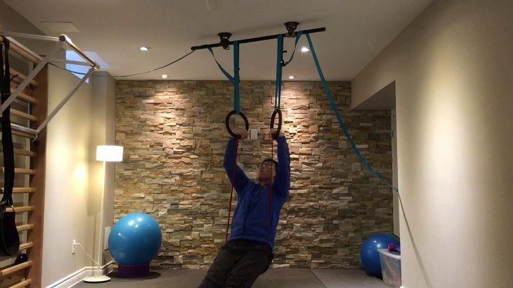 Using Gymnastics Rings to Develop Functional Strength #DrBenKim