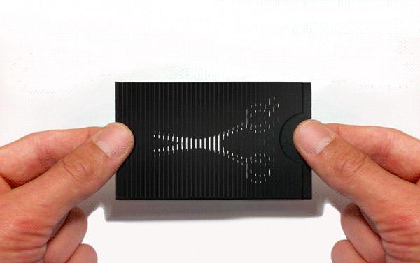 Business Card Inspiration #branding #design #gif
