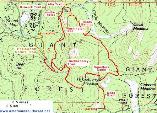 Best 25 Sequoia national park map ideas on Pinterest  California