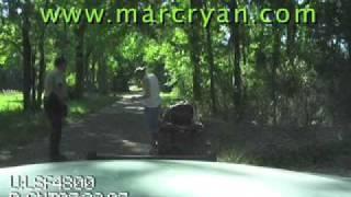 Steves Riding Lawn Mower DUI Taser Arrest Video 2, via YouTube.