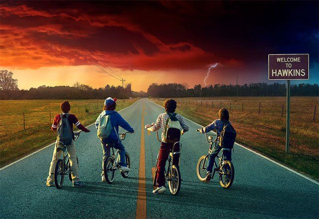 "A new trailer and some new faces greeted ""Stranger Things"" fans at San Diego Comic Con, where the cast and showrunners spoke on a panel dedicated to their hit show. Season 2 features a greater monster threat, the return of Eleven, and even more iconic 1980s throwbacks. # Caleb McLaughlin # Gaten Matarazzo #Charlie Heaton #David Harbour #Duffer Brothers #Finn Wolfhard #Joe Keery #Millie Bobby Brown #Natalia Dyer #netflix #Noah Schnapp #Stranger Things #Winona Ryder"