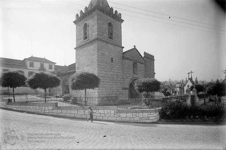 Igreja românica de Águas Santas