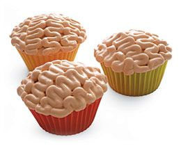 Brain Cupcake: Which cortical gyrus will you eat?