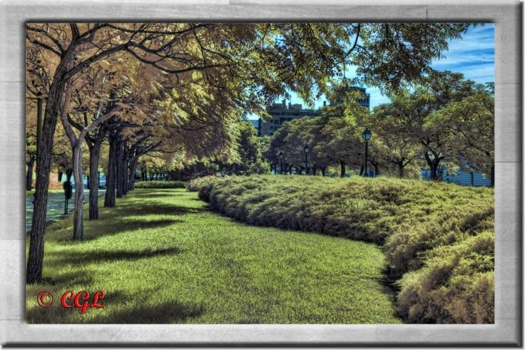 Parque Tierno Galván, Madrid