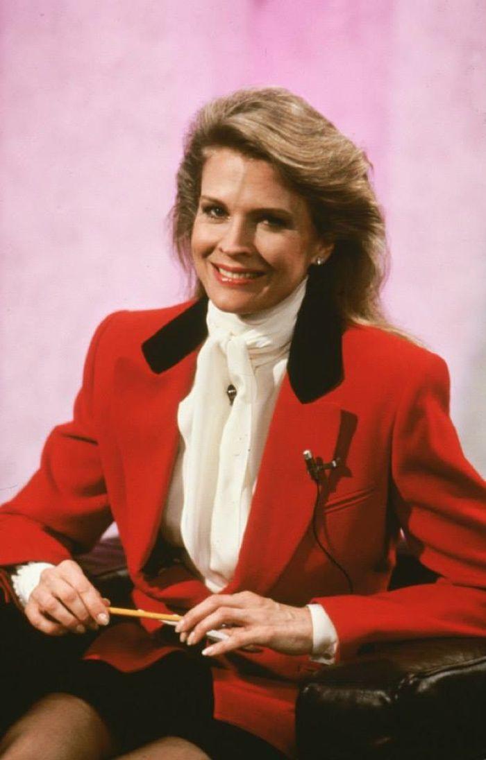Murphy Brown (Candice Bergen)