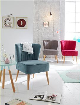 189 best images about wohnzimmer on pinterest retro for Kleiner sessel grau