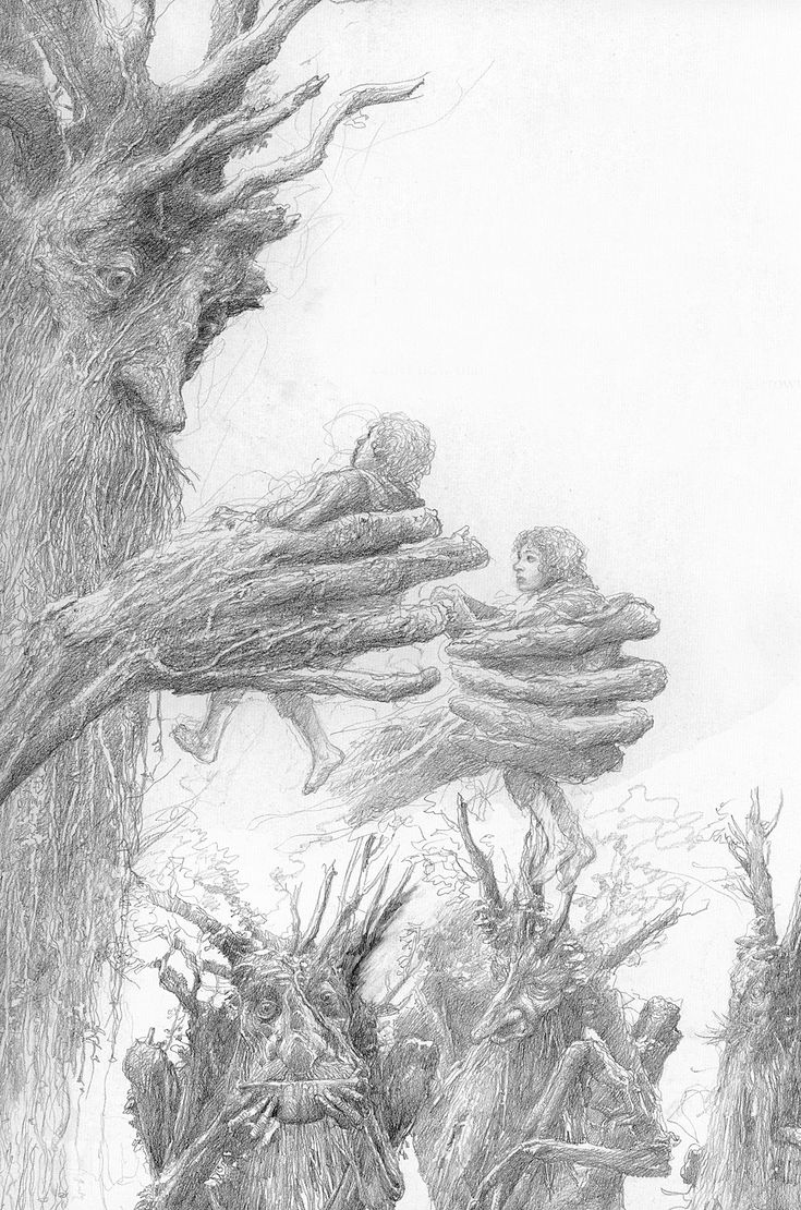 The Art of Alan Lee and John Howe : Photo