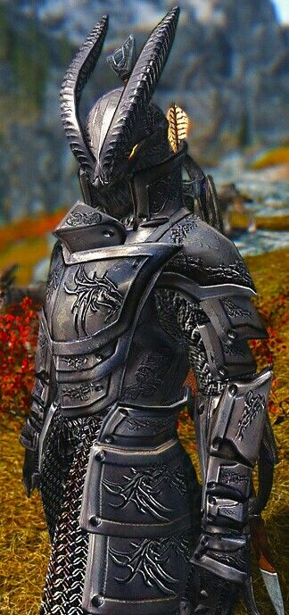 Silver Dragon Armor