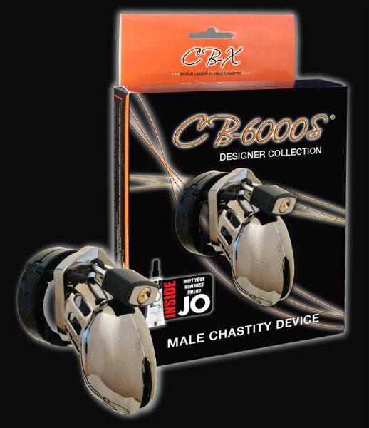 CB-6000S Chastity | AssCode | FREE Discreet Delivery