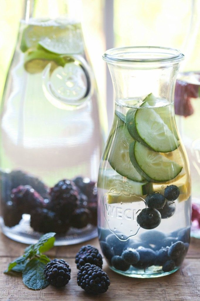 15 Flavored Water Recipes - Deliciously Organic