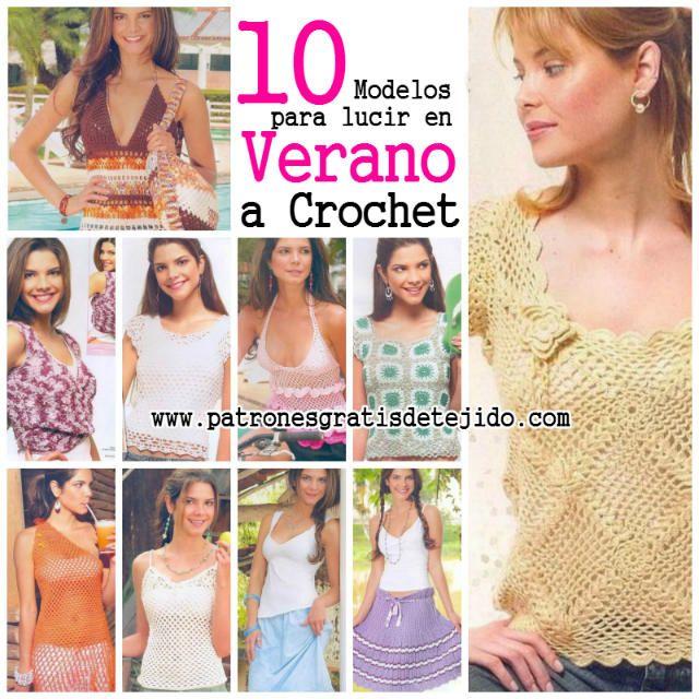 Mejores 7 imágenes de Revistas Crochet en Pinterest | Revistas ...