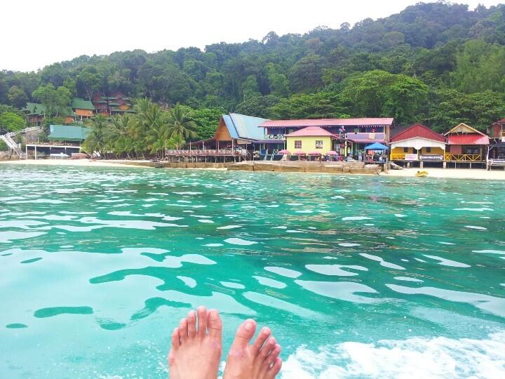 Perhentian island 2012