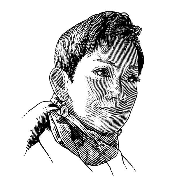 Portraits on Illustration Served