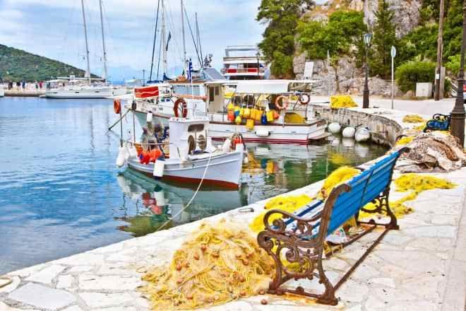 En uges charter til ferieøen Ithaca i Grækenland Rejs i juni for kun kr. 2.199