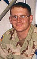 Army Pvt. Carson J. Ramsey  Died October 10, 2004 Serving During Operation Iraqi Freedom  22, of Winkelman, Ariz.; assigned to 2nd Battalion, 8th Cavalry Regiment, 1st Cavalry Division, Fort Hood, Texas; killed Oct. 10 when a vehicle-borne improvised explosive device detonated near his military vehicle in Baghdad.