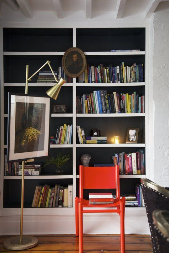 Ideas to Steal: Sex Up Your Shelves