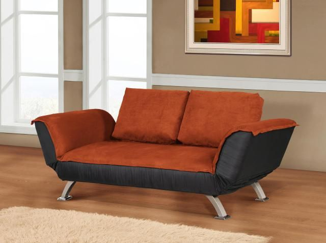 Best Deluxe Convertible Loveseat for Comfortable Sofa bed Design Ideas 3
