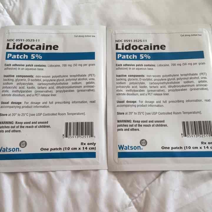 1000+ ideas about Lidocaine Patch on Pinterest