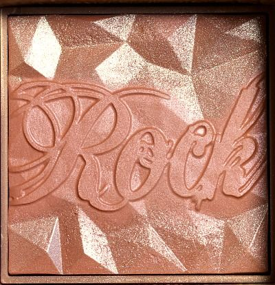 Benefit Rockateur Box o' Powder Blush.....love the rosy gold color it gives my cheeks!