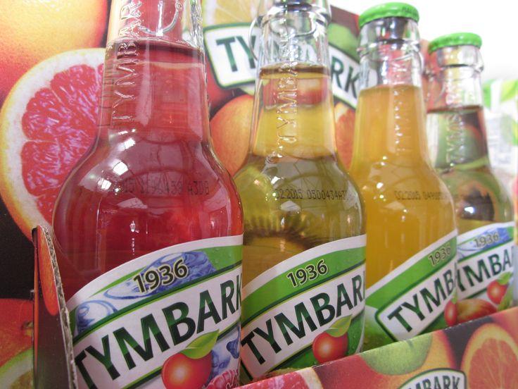 Bebida refrescante TYMBARK DRINKS !!!