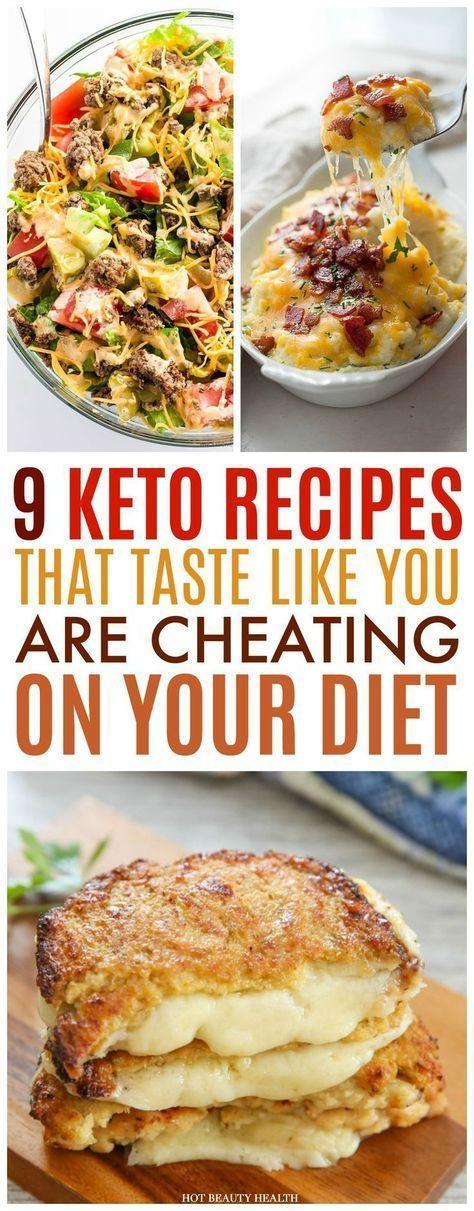 Diese 9 #Ketogenen #Rezepte sind einige der besten Rezepte, die ich im Internet gefunden habe …   – Keto