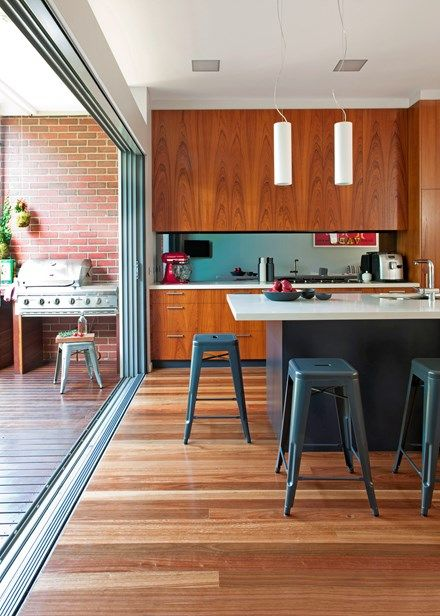 Melbourne townhouse with urban appeal - Home Beautiful
