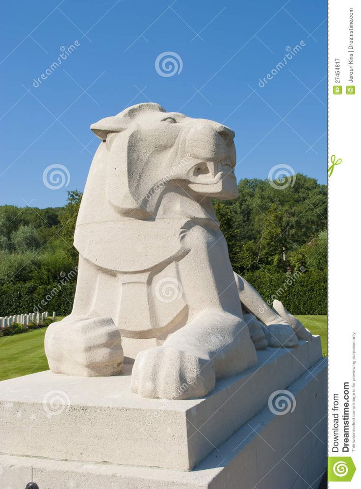 Download Stone Lion Statue Royalty Free Stock Photography via CartoonDealer. Statue Stone Lion War Memorial Ploegsteert Belgium. Zoom into our collection of high-resolution cartoons, stock photos and vector illustrations. Image:27454817