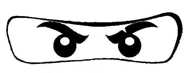 Lego Ninjago Eyes