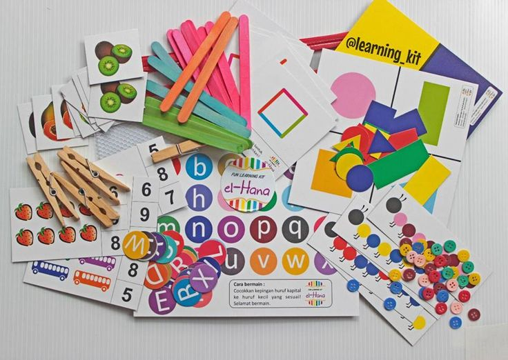 First busy bags (contain 6 busy bags including, shape, alphabet, color, & fine motor Activities)