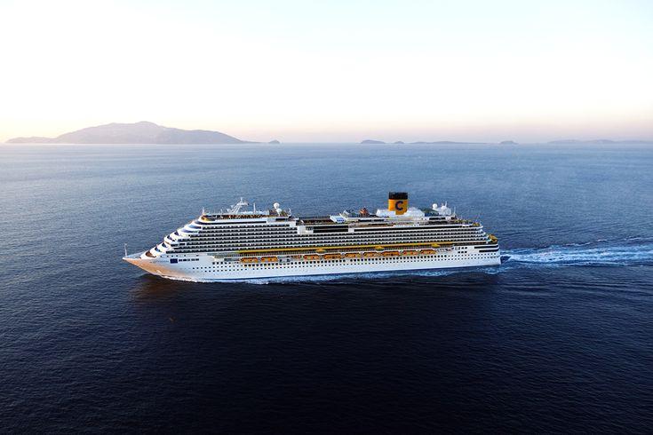 Som Europas största kryssningsrederi kan Costa Cruises erbjuda dig det bredaste utbudet av valmöjligheter när det gäller resvägar och fartyg. Alla Costa-fartyg är utformade på ett sätt som kombinerar komfort, underhållning och nöje i sann italiensk stil.