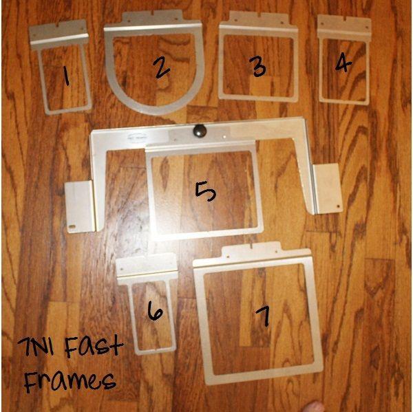 Fast Frames Tutorial