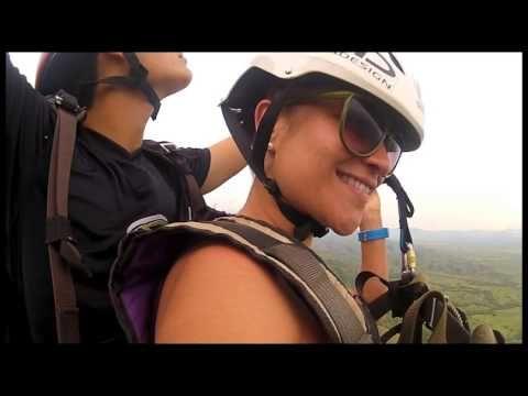 .paraglide. (gopro video)