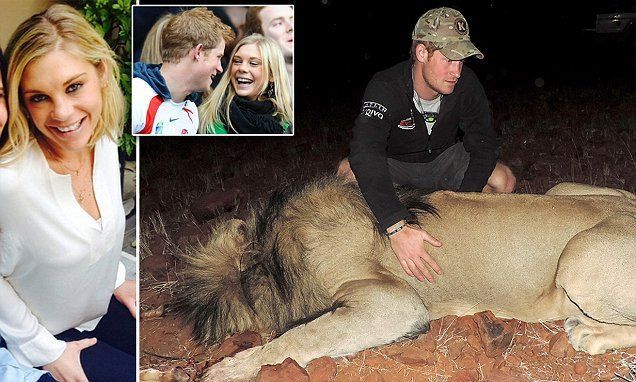 Harry, Chelsy and a secret tryst in the African jungle