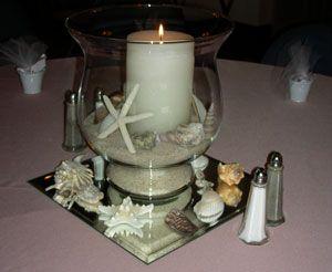 Nautical Wedding Centerpieces | Wedding Shower Collage Nautical Wedding Rehearsal Dinner Centerpieces