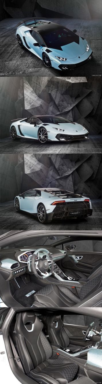 2015 Mansory Torofeo   The Car Features A Newly Designed Carbon Fiber Body  Kit, Daytime Running Lights In A Crystal Design Plus Other Interior  Modifications ...