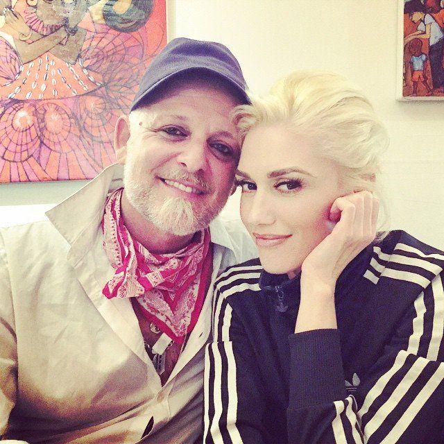 Follow Gwen Stefani on Instagram: @gwenstefani