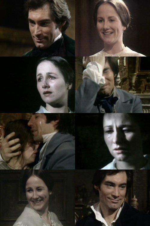Screen caps - Jane Eyre directed by Julian Amyes (TV Mini-Series, 1983) #charlottebronte