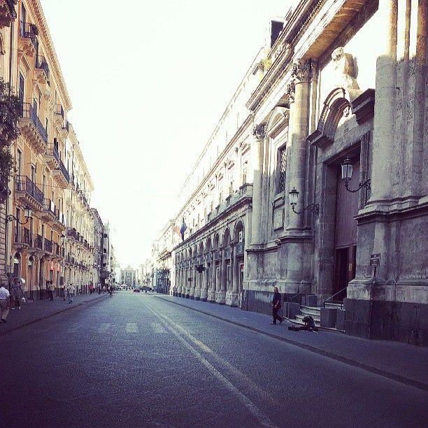Via Etnea - Catania