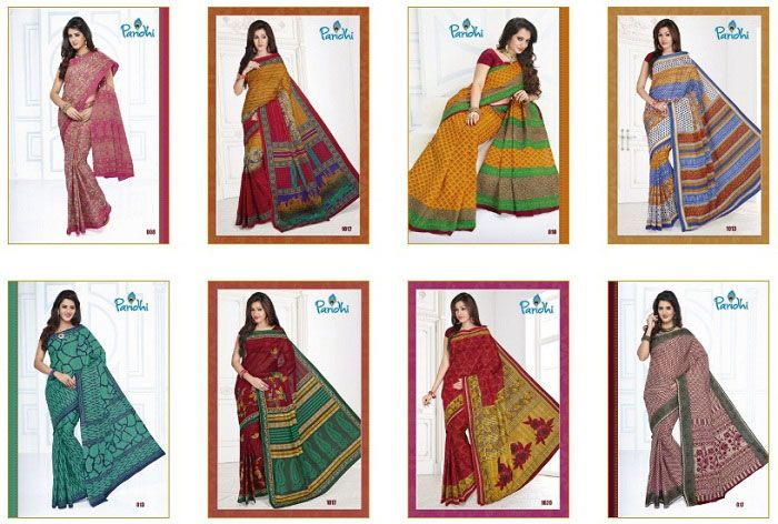Sarees are women's first choice in all parts of India and cotton is her all time favorite. Cotton has its own style statement as well as comfort level. If a woman gets the flavor of using the cotton she desires to have her word-rode full with cotton only. It is at the same time elegant,…