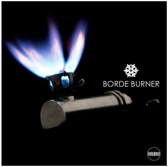 """""""Laid-Back:焚火な野遊び"""":BORDE BURNER 1939〜Early Model History:ボルドーバーナー初期モデル・ヒストリー"""