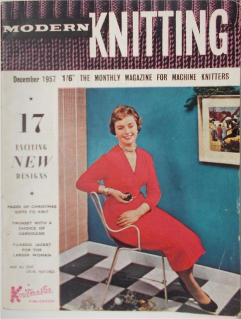 Knitting Toys Magazine : The best images about modern machine knitting magazine