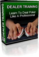 how to train to be a blackjack dealer