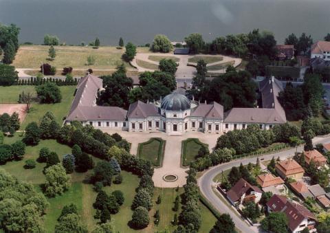 Savoyai Palace, Ráckeve #Hungary #palace
